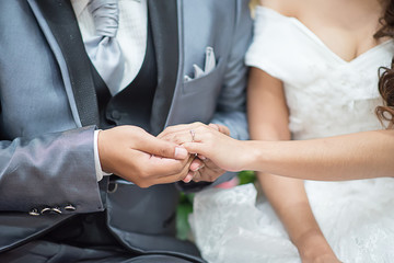 Wedding / Bride and Groom