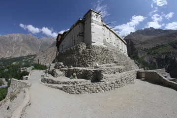 Baltit fort in Karimabad, Northern Pakistan