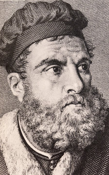 Portrait of Marco Polo