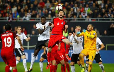 2018 World Cup Qualifications - Europe - Germany vs Azerbaijan