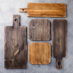 Set of cutting boards