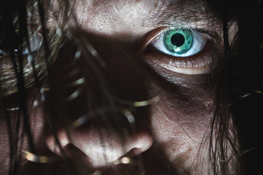 Of the a sociopath eyes The Eyes