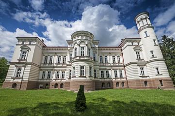 Przemyśl,Pałac Lubomirskich.