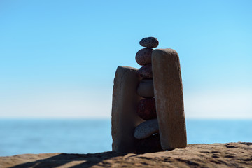 Steadiness of stones