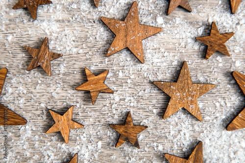 Sterne weihnachtlicher hintergrund stock photo and for Weihnachtlicher hintergrund