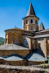 L'église abbatiale Sainte-Foy-de-Conques