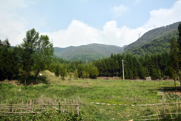 China 's rural areas