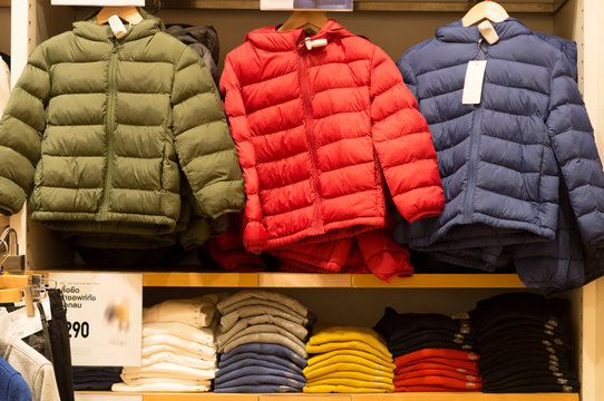 Sweaters and trousers for winter season