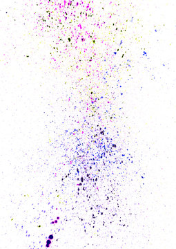Texture Brush Photoshop Splash Splatter Ink Blood Wallpaper Paper Background Dirty Grunge Rough Fast Colorful Purple Yellow Magenta Urban Street Graffiti Decorative Random Chaos Sprinkler Organic DIY