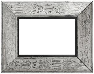 Decorative Silver Picture Frame