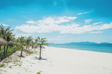 The Ha My beach, Dien Ban district, Hoi An, Vietnam