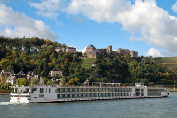 Castle Rheinfels, St. Goar, Germany