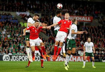 2018 World Cup Qualifications - Europe - Wales vs Republic of Ireland