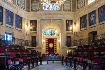 Spanien - Baskenland - Gernika - Parlamentshaus