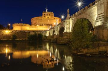 Roma Ponte Sant' Angelo