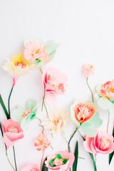 Paper Flowers Arrangement
