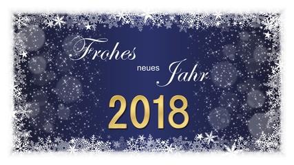 2018. Frohes Neues Jahr (b)
