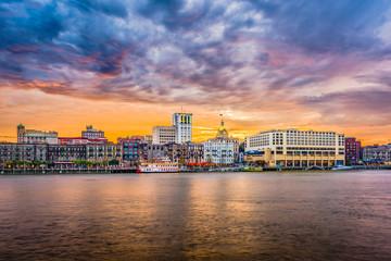 Fotomurales - Savannah, Georgia, USA