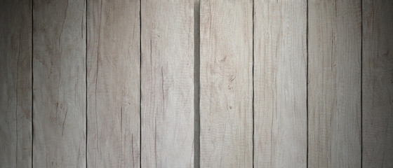 Wooden planks background. 3d illustration