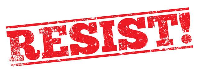 Resist Stamp