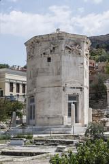 """""""Turm der Winde"""", bei der römischen Agora in Athen"""