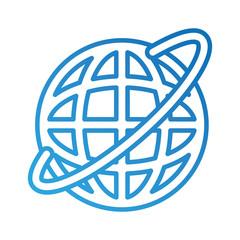 globe world connected media communication web