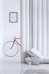 Open space bedroom design