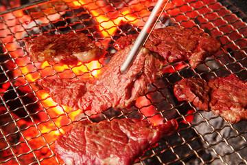 焼き肉 カルビ