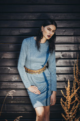 Autumn fashion editorial