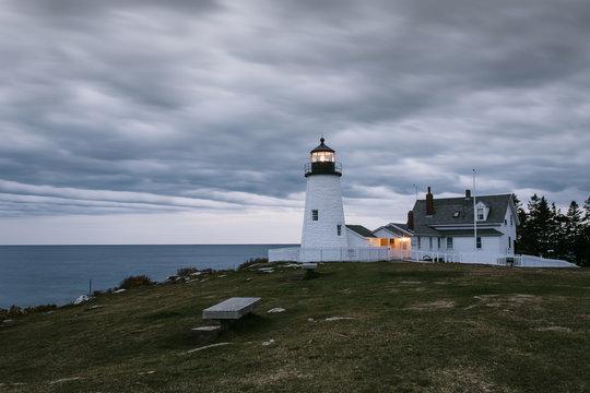 Pemaquid Point Lighthouse Bristol, Maine