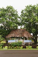 Fale, South Coast, Samoa.