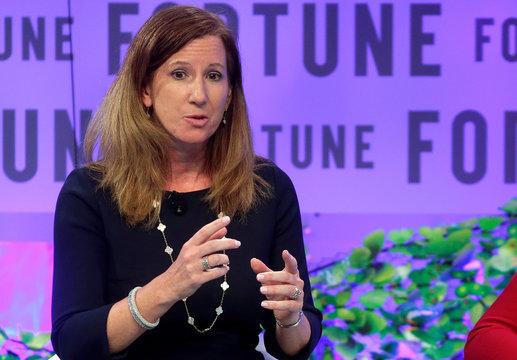 "Engelbert speaks at the ""Most Powerful Women"" summit in Washington"