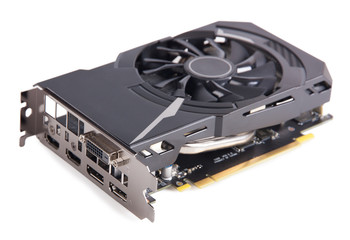 Graphic card for computer