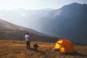 Rocky Mountain Camping