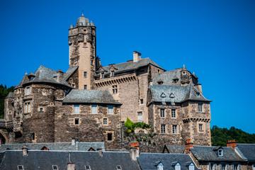 Le château d'Estaing