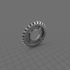 Machine gear 2