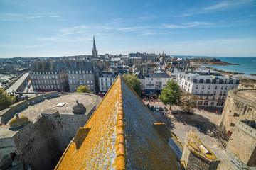 Wall Mural - Saint-Malo France