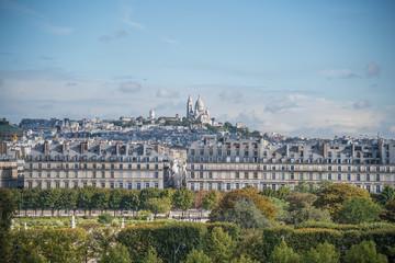 Wall Mural - Views of Paris
