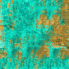 Abstract colorful background with grunge texture