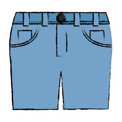 female short clothes icon