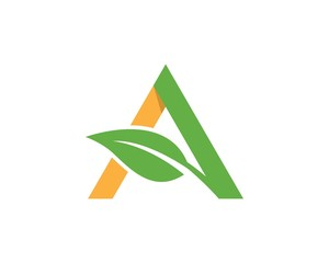 A Letter Logo Templae