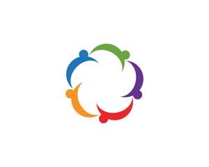 Community care logo design