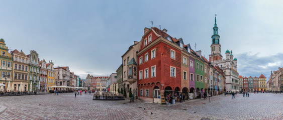 Old Market Square Panorama II