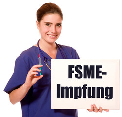 FSME-Impfung
