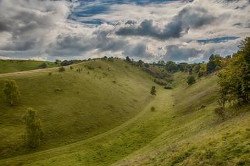 Pegsdon Hills, Bedfordshire, England