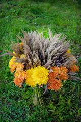 unusual design bouquet