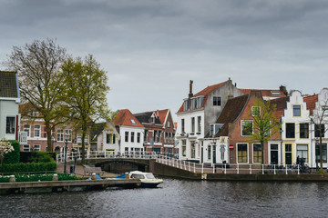 Haarlem is a city outside of Amsterdam in the northwest Netherlands. Once a major North Sea trading port
