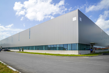 Factory building warehouse