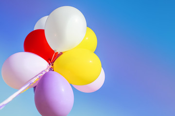 Stock images of balloons outdoor