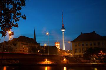 Berlin, Germany - Long exposure city photos